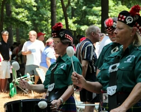 Pipes and Drums 5
