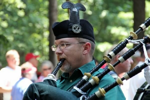 Pipes and Drums 7 - 5-30-11