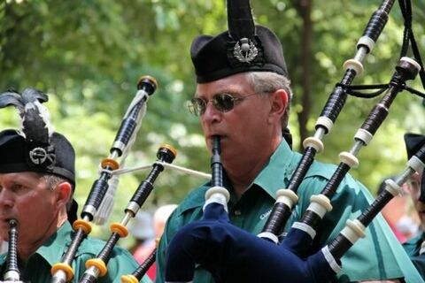 Pipes and Drums 8 - 5-30-11